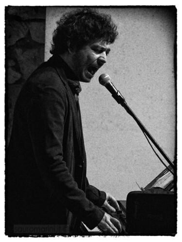 08 Polverock Serata Bob Dylan Emanuele Mochi & Slowband