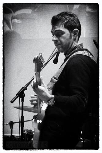 13 Polverock Serata Bob Dylan Emanuele Mochi & Slowband